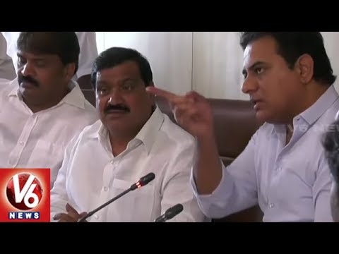 Telangana Govt Sets Up Task Force Committee On Public Transportation In Hyderabad | V6 News