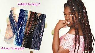 Accessories for braids, locs, twist| Braid Jewelry