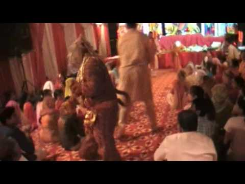 Jai Mata Di And Sher Dance In Jagran 23 Oct 2009 Hd High Quality video
