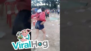 Teens Dance to Loud Music || ViralHog