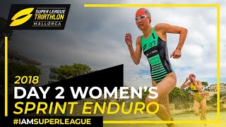 Super League Triathlon Mallorca: Women's Sprint Enduro