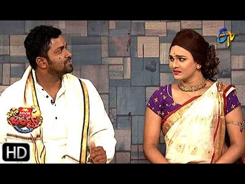 Fasak Shashi  Performance | Extra Jabardasth | 19th April 2019 | ETV Telugu thumbnail