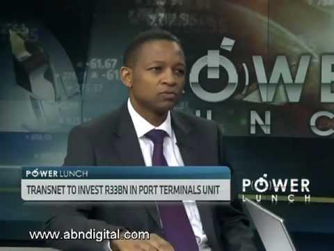Transnet R33bln Investment into Port Terminals