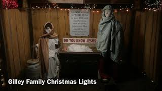 """Gilley Christmas lights to compete in """"light fight"""" TV show"""
