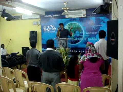 Chennai Ruah Church Song video