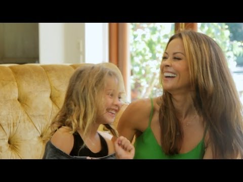 Brooke Burke Blooper Reel - ModernMom Channel