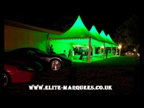 Marquee hire in Liverpool, Manchester | www.elite-marquees.co.uk