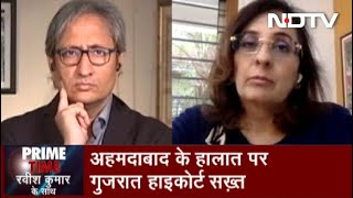 Prime Time With Ravish Kumar, May 27, 2020 | Court Questions Gujarat Government On COVID Deaths