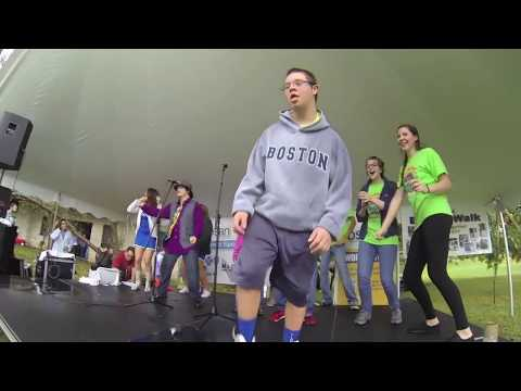 The Indiana Tech wrestlers helped prepare and work the DSANI Buddy Walk in Fort Wayne, IN. The walk aims to raise awareness for Down Syndrome. The wrestlers also participated in the walk and...