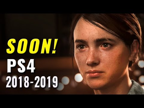 Top 25 Upcoming PS4 Games of 2018, 2019 & Beyond