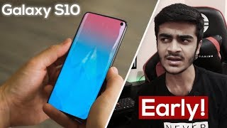 Galaxy S10 To Launch Early in February - Latest Leaks & Rumors!