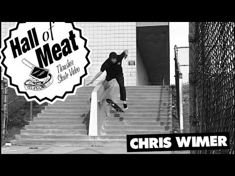 Hall Of Meat: Chris Wimer