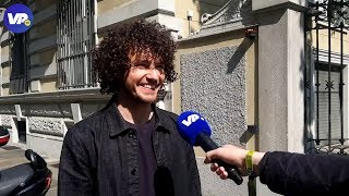 """Ajax-fan belandt op feestje met Van der Sar: """"Bacootjes gedronken"""""""