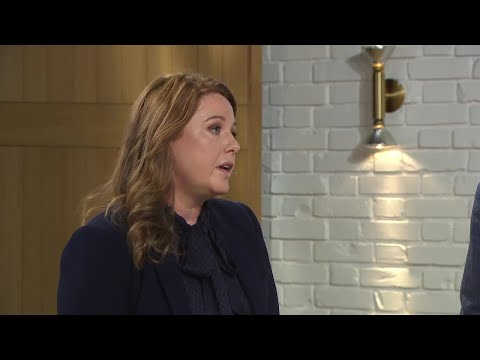 """""""Svårt att få en person dömd för terrordåd"""" - Nyhetsmorgon (TV4)"""