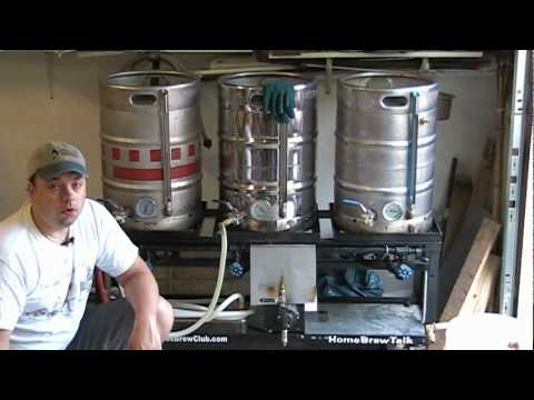 Brewing With Bobby M All Grain 2009 Part 1 Of 2 Youtube