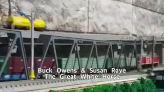 Watch Buck Owens Great White Horse video
