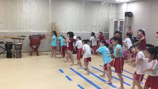 Nhảy Bắc Kim Thang trong Vinschool