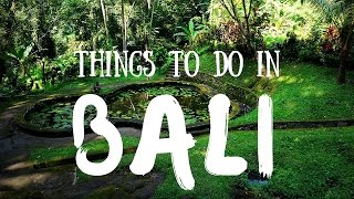 Download video THINGS TO DO IN BALI, INDONESIA | Top Attractions Travel Guide