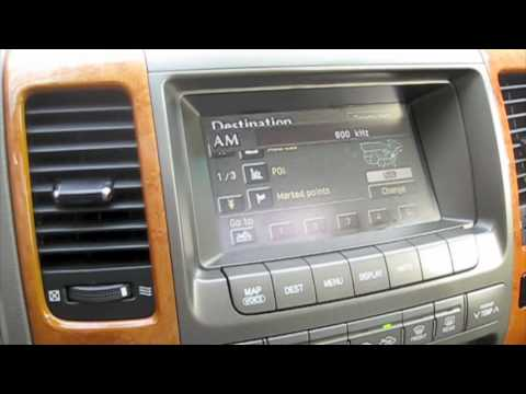 2003 Lexus GX470 Start Up, Engine, and In Depth Tour