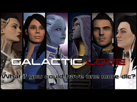 Mass Effect 3: Galactic Love