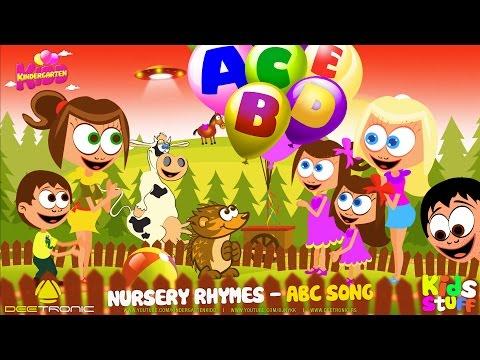 Maxim's Abc Song | Nursery Rhymes | Alphabet Song (2014) Maksim Uci Abcd | Full Cartoon Movie video