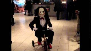 Jigsaw (billy the puppet) copenhagen