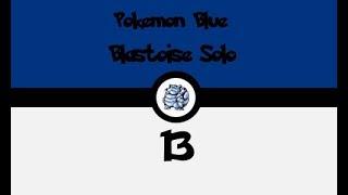 Pokemon Blue Solo 13 Celadon Gym