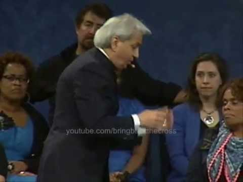 Benny Hinn - The Secret To Victory video