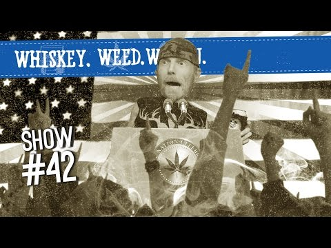 (#42) WHISKEY. WEED. WOMEN. with Steve Jessup (Steve Nation...