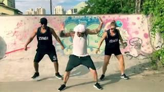 Scooby Doo Papa - DJ Kass (DJ Cobra Remix) - Marlon Alves Dance MAs - Zumba