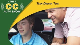 Teen Driver Tips - The C&C Auto Show