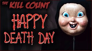 Happy Death Day (2017) KILL COUNT