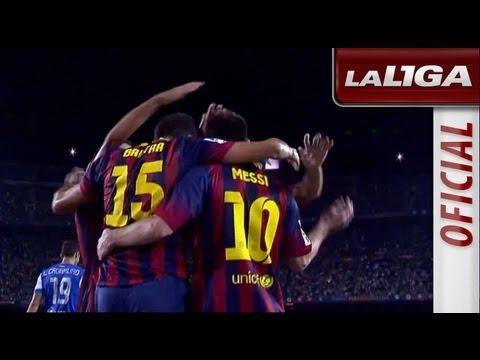 Resumen de FC Barcelona (4-1) Real Sociedad - HD