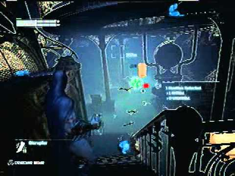 Batman: Arkham City PS3 Game - Wonder City - Part B - Saving The Doctor