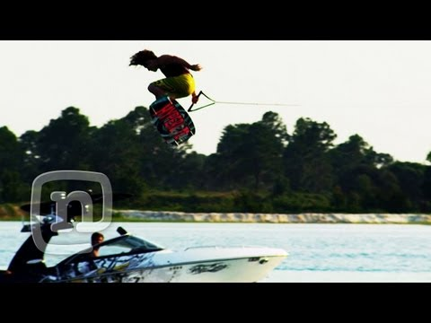 Danny Harf & The Fox Wakeboard Team DEFY Double Up Session