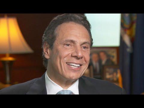 Cuomo's comeback: New York governor on overcoming setbacks