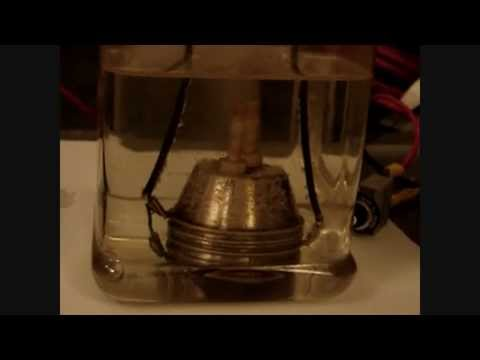 Vid9 Volcano Cell Hydrogen Generator (HHO. Brown's Gas. Hydroxy)
