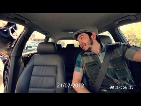 Лада Седан, баклажан - песня с видеорядом