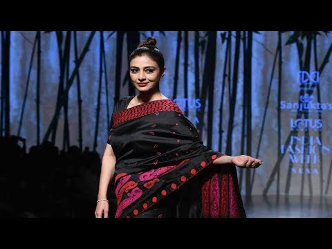 Tabu Walks For Sanjukta Dutta | Spring/Summer 2019 | India Fashion Week