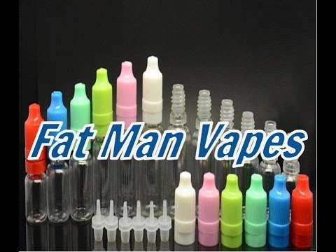 DIY E-Juice 101. For beginners- Tootie Frootie Ba-Dooty- Fat Man Vape Review