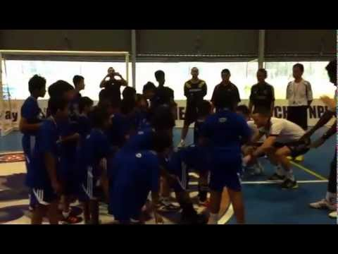 Chelsea FC Coaching Clinic 2013 in KL