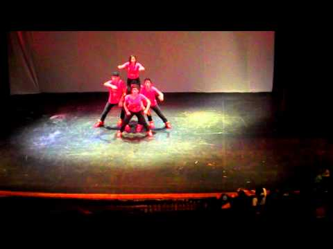 1er Lugar Baile Entretenido Valdivia 2013 | Shock Motion Crew