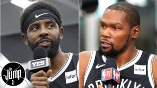 Did Kyrie Irving and Kevin Durant decide to join the Nets at 4:16 a.m.? | BS or Real Talk | The Jump