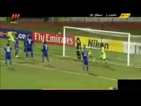 استقلال 4   -   الشباب  امارات 2