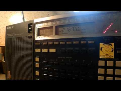 13 07 2016 Radio France International in Swahili to ECAf 1500 on 21690 Issoudun