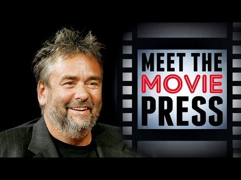 Drew McWeeny Guests, Cinema Con Recap & More Movie News on Meet the Movie Press (5/1/2015)
