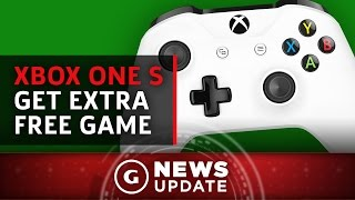 Buy an Xbox One S, Get an Extra Free Game for a Week - GS News Update