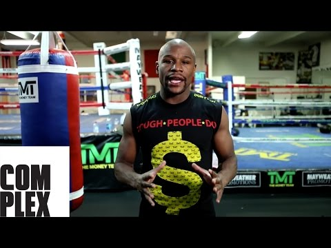 Floyd Mayweather Can Read, According to Floyd Mayweather's Publicist