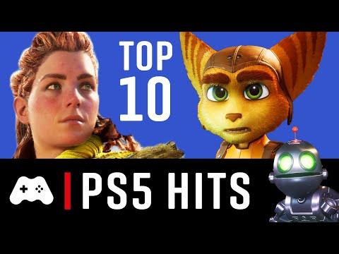 10 TOP Spiele, für die sich eine PS5 lohnen wird