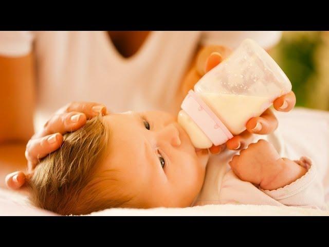 Formula Feeding vs. Breastfeeding | Baby Development